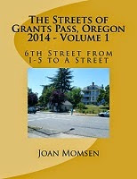The Streets of Grants Pass, 2014 - volume 1
